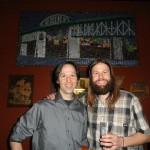 Scott and Dave